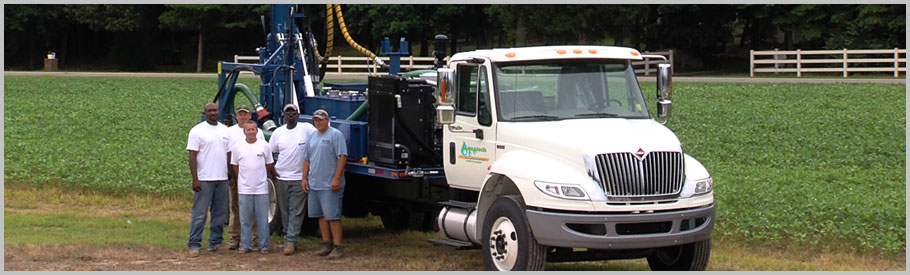 Your Delaware Well Drilling Team Aquatech Water Specialties